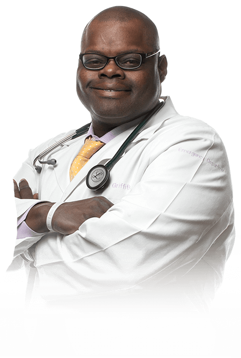Dr. Ekwensi Griffith